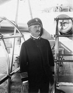 Rear Admiral Henry Clay Taylor, pictured as a CAPT