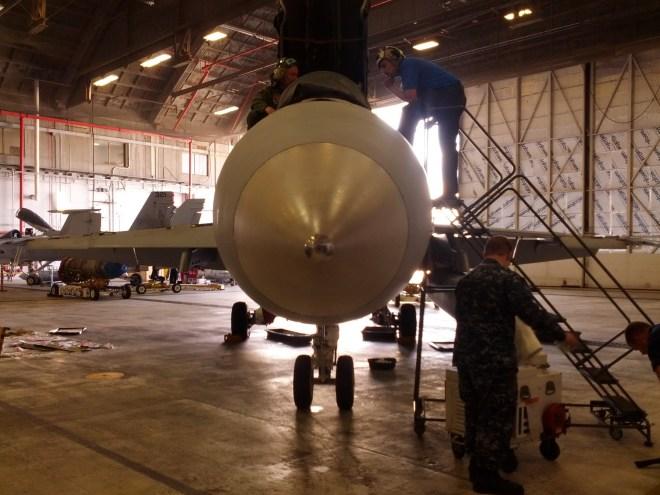 F/A-18 Nose