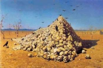 skull-piramid