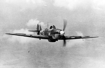 Hawker Hurricane. U.S. Naval Institute