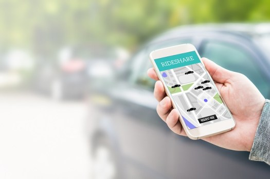 carpooling online business