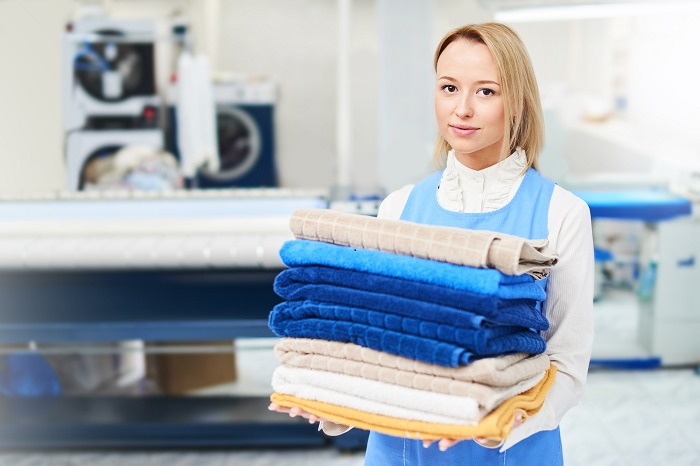 The smart way of Uber for laundry getting IT done