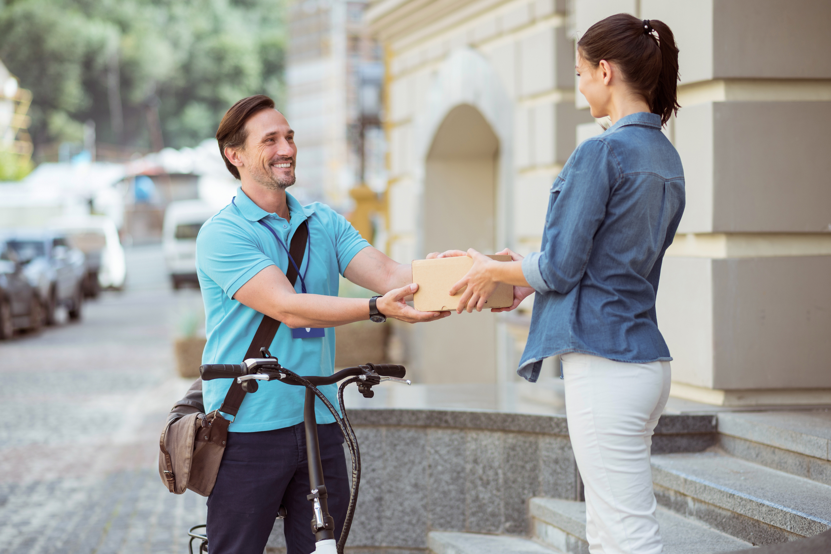 HOW TO START A PACKAGE DELIVERY SERVICE LIKE UBER?