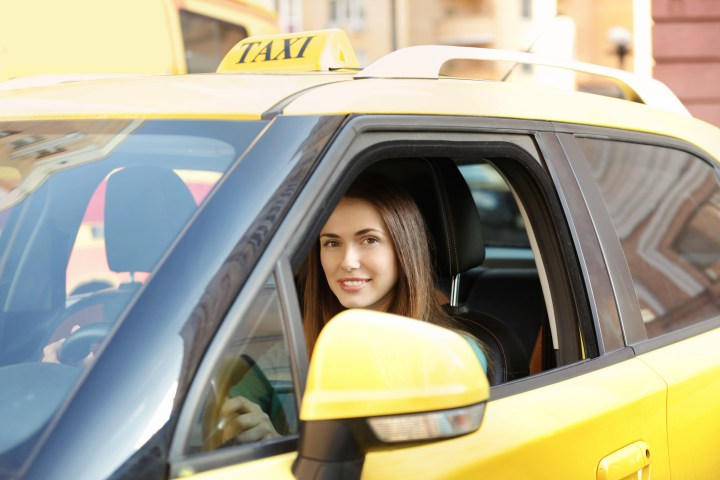 on demand taxi service
