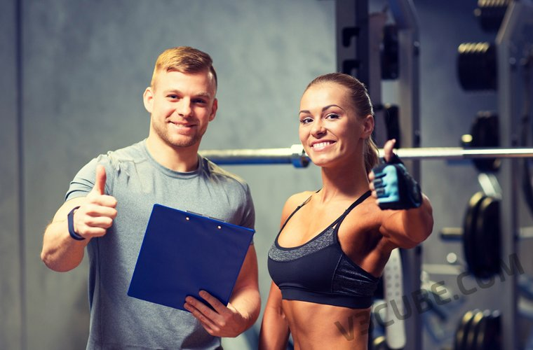 Want to build up your muscles? Download personal trainer on-demand app now