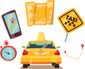on demand ride sharing app