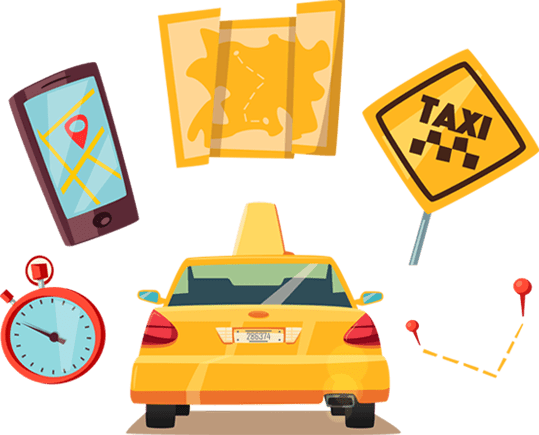 Ideal Strategies to Adopt When Utilizing Minicabs App Clone for New Minicabs and Airport Transportation Service in London