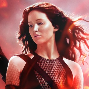 Getting the Look of Katniss in The Hunger Games: Catching Fire