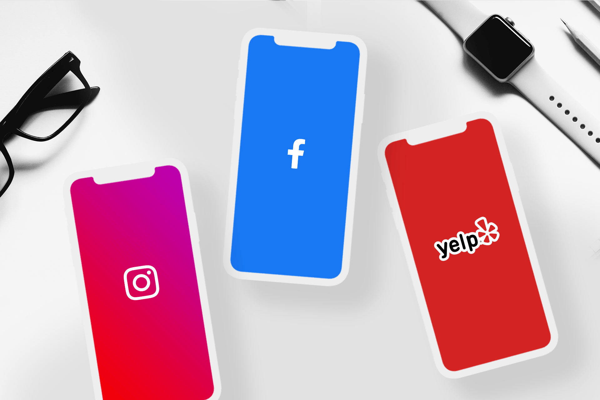 Tweet It, Yelp It, Get Facebook-ings, & Do It for the 'Gram!