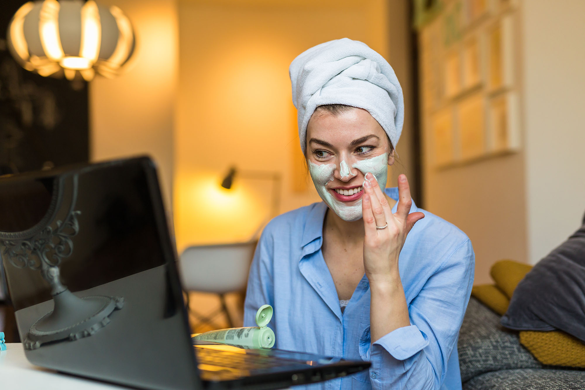 Start Building Your Online Skin Care Lessons