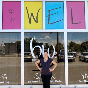 A Conversation with Wellness Studio Co-Owner Blythe Potter About Reopening
