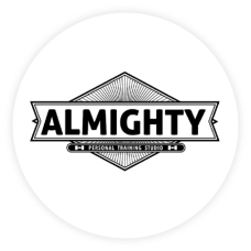 Almighty Personal Training Logo