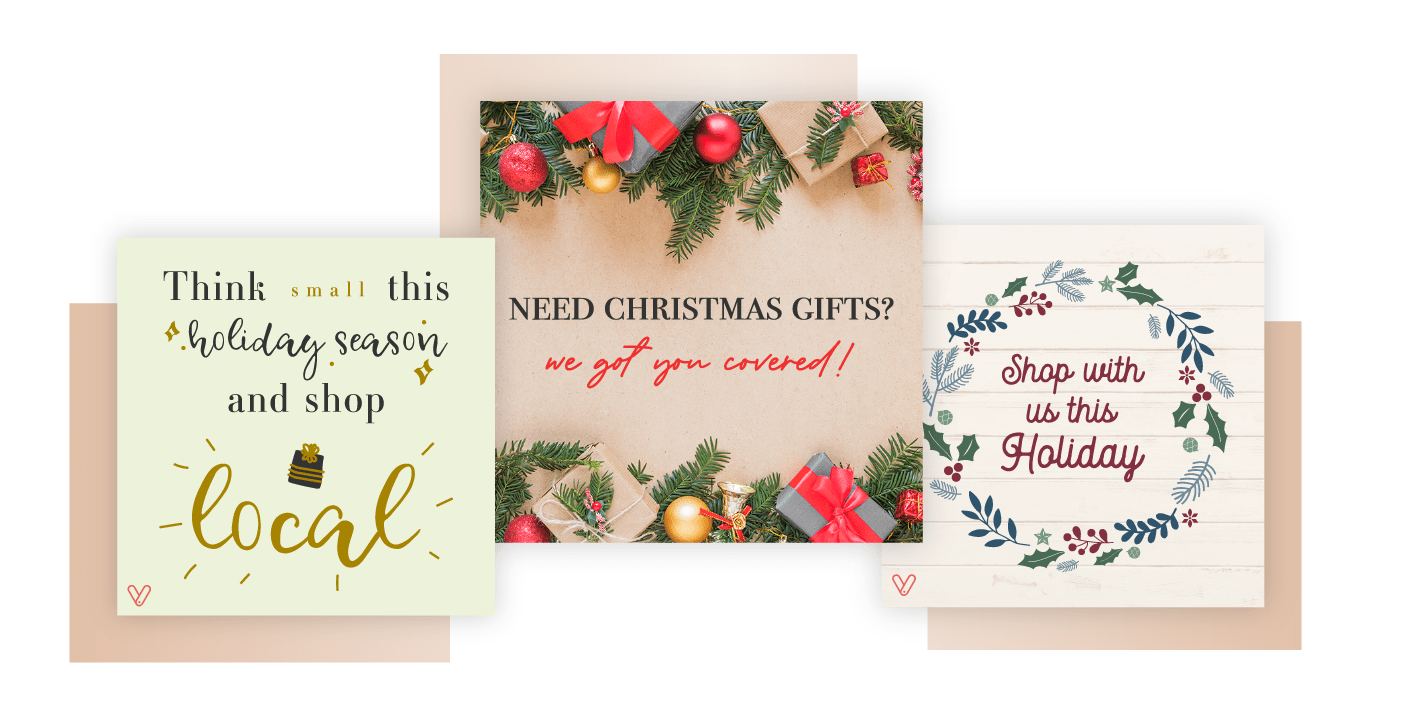 Boost Holiday Sales with Vagaro's Free Social Media Templates!