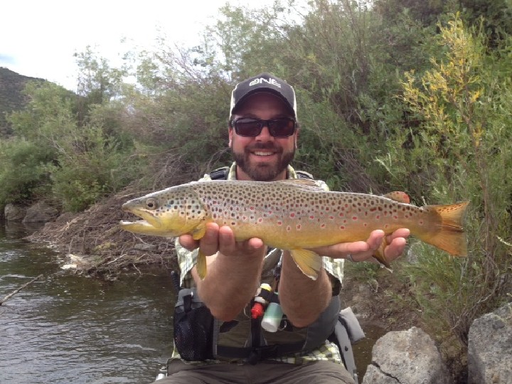 Fall Fly Fishing on the Colorado River – blog
