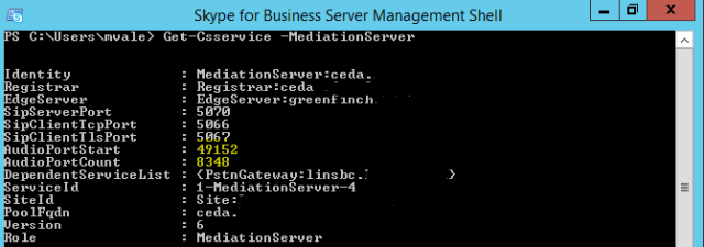 Skype for Business : Configuring Quality of Service (QoS