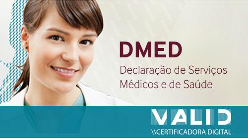 DMED - Declaração de Serviços Médicos e de Saúde