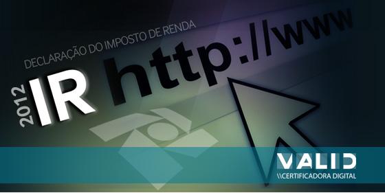 IRPF 2012: Receita pode liberar programa antes do dia 24 de fevereiro