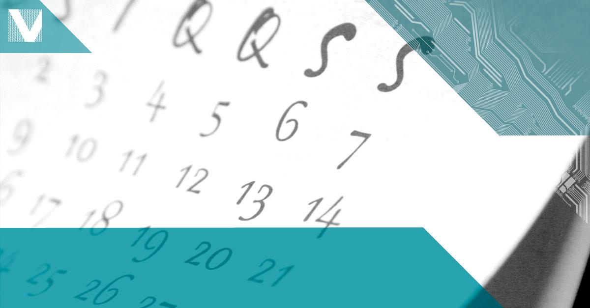Datas das entregas de tributos para setembro de 2014