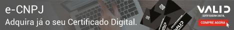 E-CNPJ VALID Certificadora Digital S.A