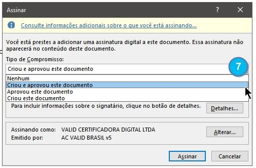 Como assinar um doc com seu e-cpf - Image 005