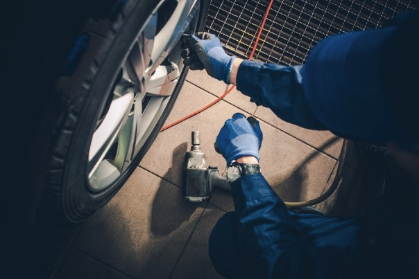 Schedule Car Maintenance at Valley Automall for Professional Tire Rotation