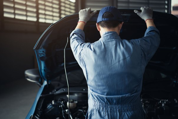 Bring Your Vehicle to Our On-site Auto Repair Shop for Service