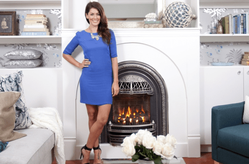 Jillian Harris - Love It or List It Vancouver - Valor Portrait Series Windsor Arch