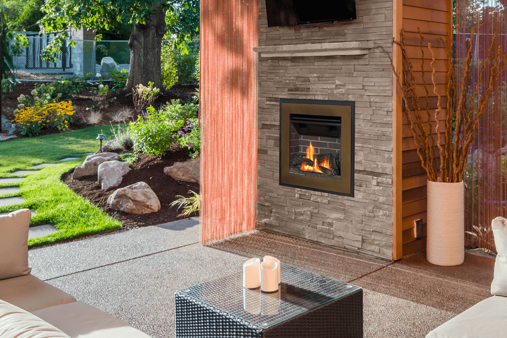 Introducing Valor's Outdoor Fireplace Program