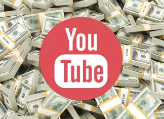 youtube money