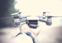 drones at events