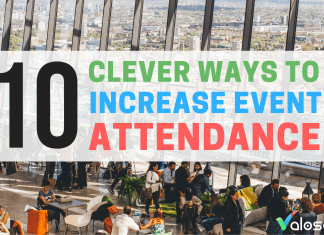 how to increase event attendance