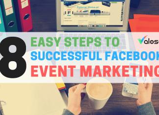 successful Facebook event marketing Valoso