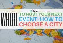 where to host your next event