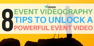 event videography tips
