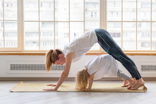 yoga adelgaza