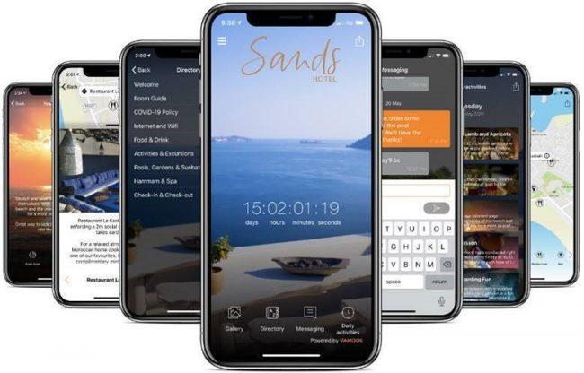 turystyczna aplikacja mobilna