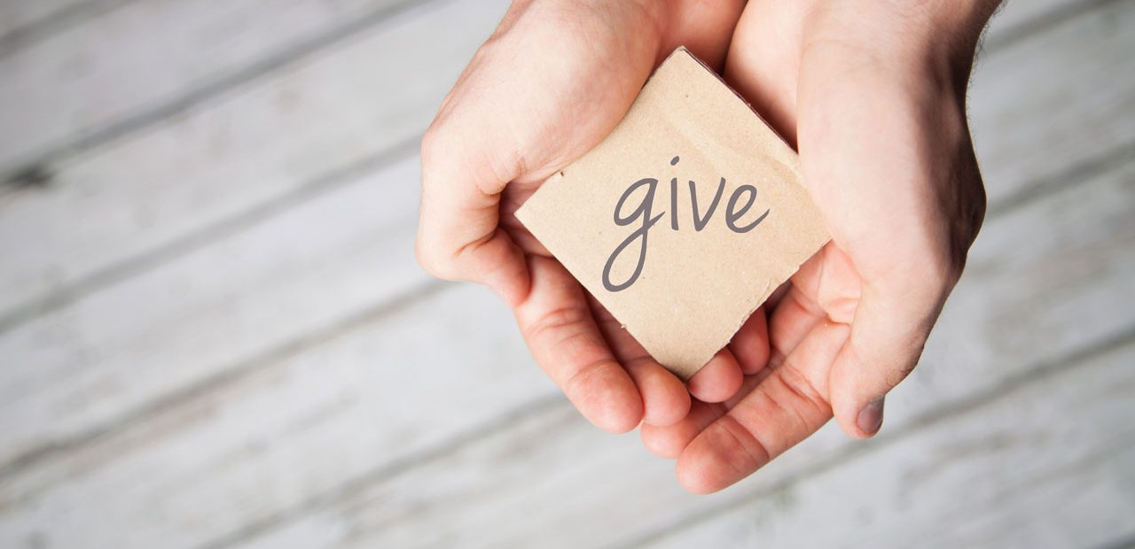 9 tips for giving