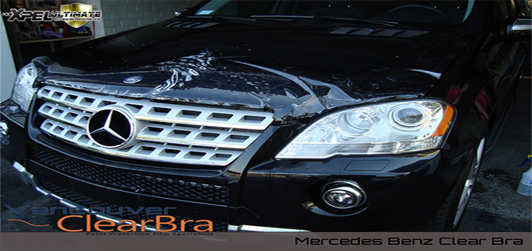 Mercedes-Benz-Vancouver-Clear-Bra-3M-Xpel-clear-bra-paint-protection-film