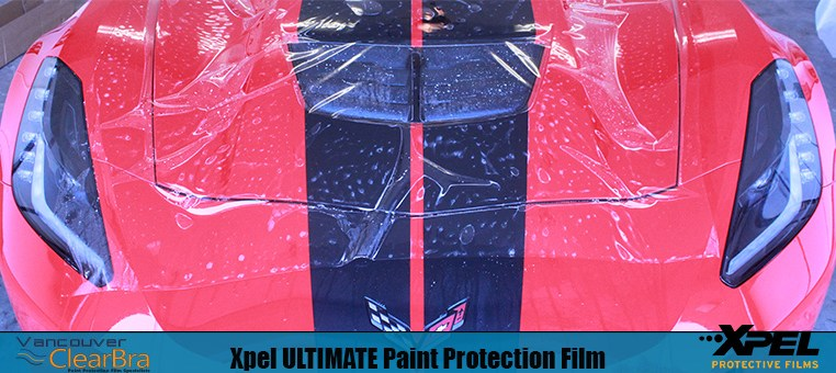 Xpel Ultimate Paint Protection Film
