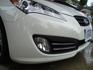 vancouver-clearbra-paint-protection-film-hyundai-genisis-coupe-side-bumper