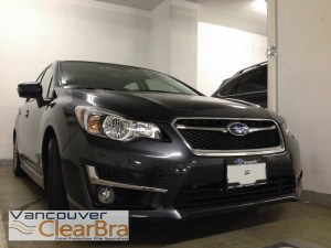 Subaru Impreza Vancouver Clear Bra-Xpel-3M-clear-bra-paint-protection-film-1