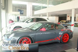 Porsche Centre Langley Vancouver Clear Bra Clear Bra Xpel 3M