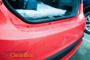 Ford Fiesta ST Xpel Ultimate Clear Bra Vancouver ClearBra