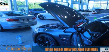 Brian Jessel BMW M3 Xpel Ultimate