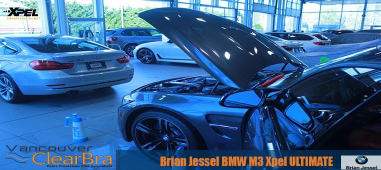 Brian Jessel BMW M3 Xpel Ultimate