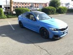 BMW-M3-xpel-stealth-matte-clear-bra-paint-protection-film-Vancouver-ClearBra-Zee3