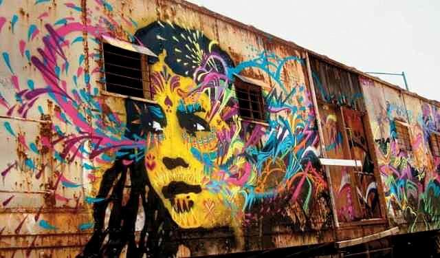 Vandalog  A Viral Art and Street Art Blog  Jay JSON