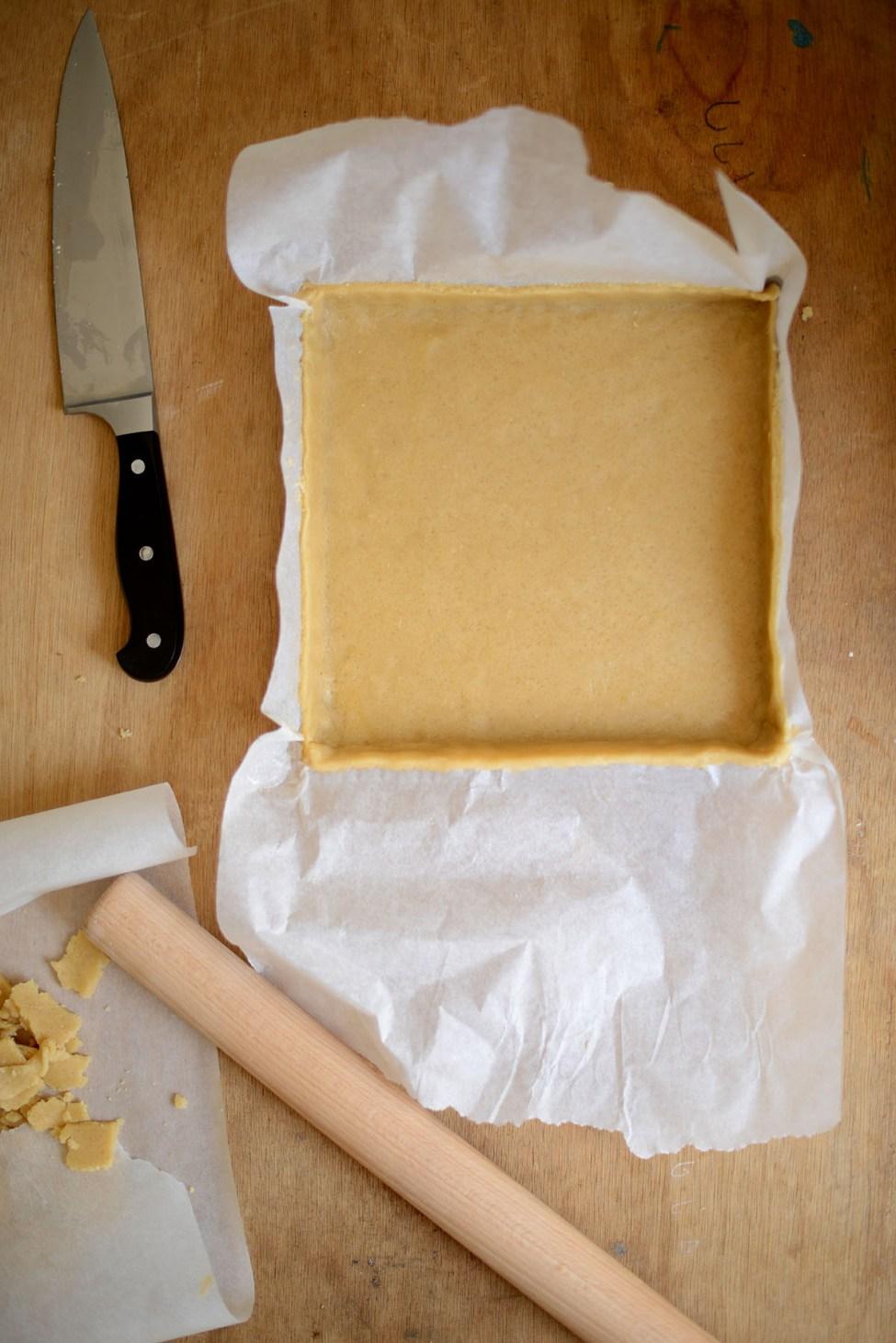 pate sucrée sans gluten et sans lactose