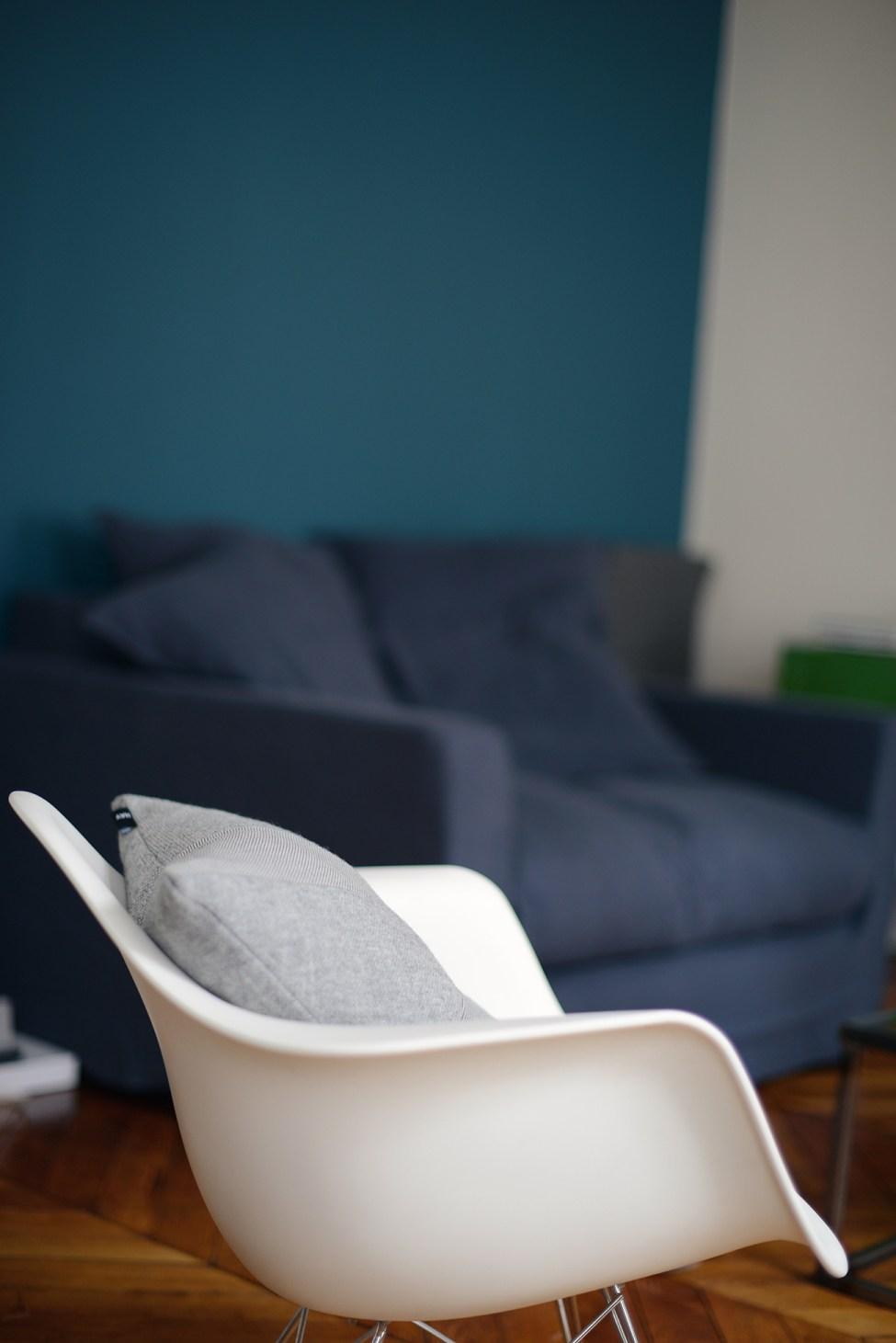 peinture bleu canard ressource