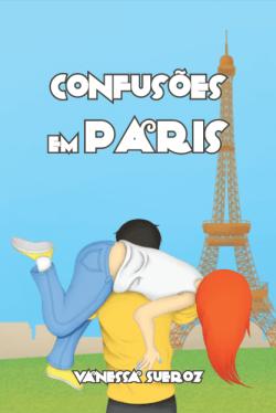 Confusões em Paris - Capa